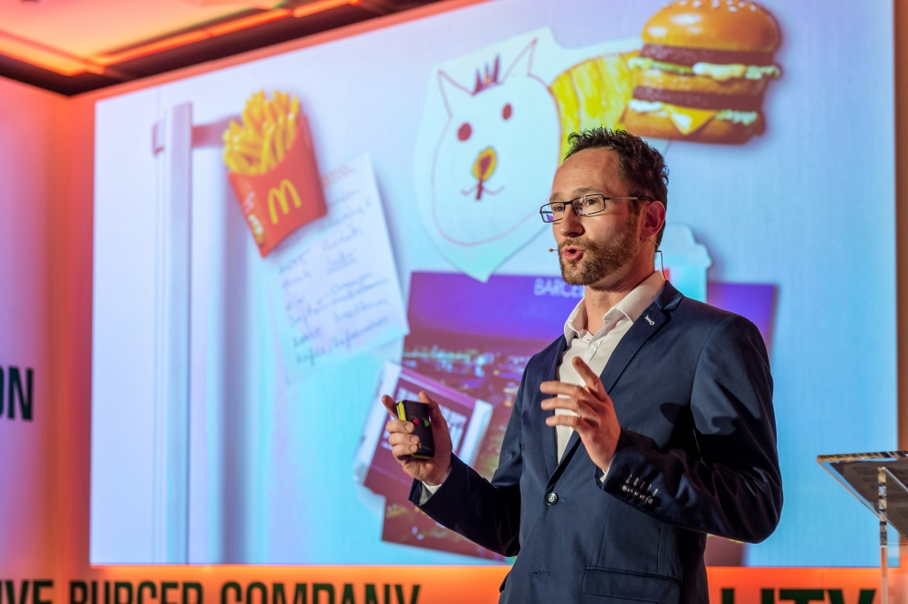 McDonald's CoOp Meeting, Hôtel Schweizerholf, Berne, novembre 2015. photo Remo Naegeli