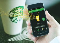 Article_Starbucks et mobile