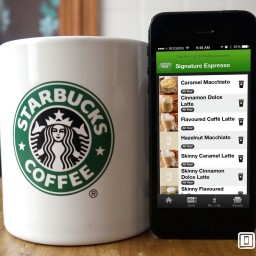 Starbucks et le digital : best in class