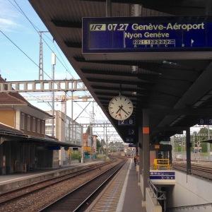 Le train du samedi matin, par tous les temps