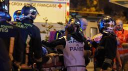 Les réseaux sociaux et l'horreur à Paris